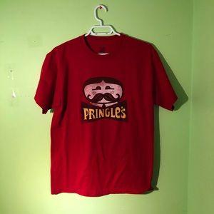 🚨 2 For $15 Pringles Vintage Logo T-shirt